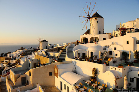 #Santorini, #Greece one of the Most #Photogenic Places On #Earth | travelling 2 Greece | Scoop.it