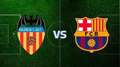 Taruhan Bola : Prediksi Valencia Vs Barcelona 1 Desember 2014 La Liga Spanyol - BigbosBet   Sport   Scoop.it