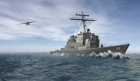 drones - Pentagon's Mad Scientists Want to Launch Killer Drones From Small Warships   VIM   Scoop.it