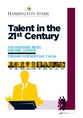 Talent in the 21st Century | Harrington Starr | My Scoop - Technology and Team | Scoop.it