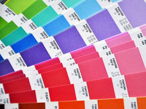 What colours suit your brand identity design? | Stationery Design | Scoop.it