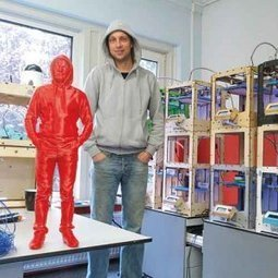 Innovation Lessons From 3-D Printing | Beyond Marketing | Scoop.it
