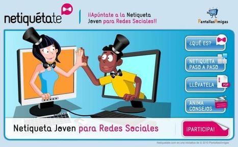 Por una Mejor Internet Apúntate a la Netiquétate | Sitio | desdeelpasillo | Scoop.it