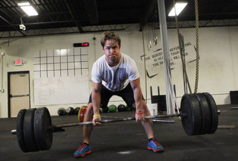 CrossFit athletes to compete as part of Commonwealth Games - Roanoke Times | Ethics and Coaching CrossFit O'Hagan DJ | Scoop.it