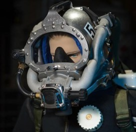 Navy Presents New Diver Life Support System | DiverSync | Scoop.it
