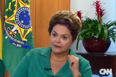 Dilma diz que polícias não devem ficar sob controle dos estados | Anonimato da polícia | Scoop.it