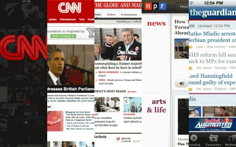 Five News Sites and Apps Named World's Best Designed – The Society for News Design – SND | Innovations in journalism | Scoop.it