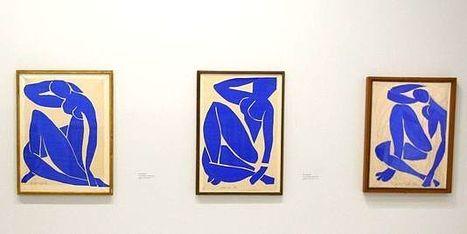 Les gouaches découpées d'Henri Matisse à la Tate Modern | Merveilles - Marvels | Scoop.it
