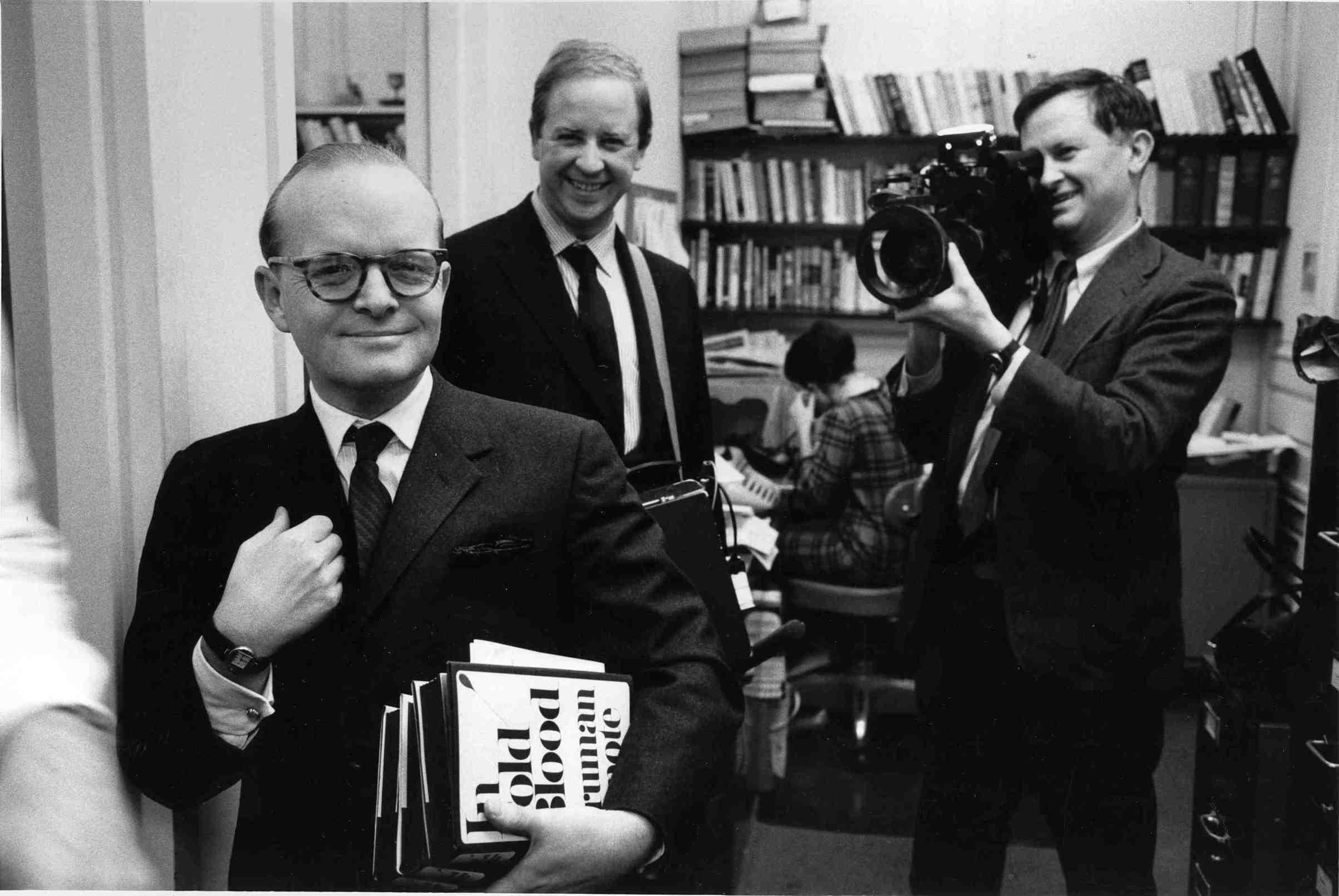Truman Capote: La Corruzione Il Vizio E La Violenza [1972 TV Movie]