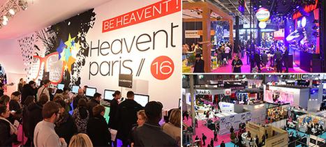 Heavent Paris: une 16e édition qualitative et créative ! | Journal d'un observateur Event & Meeting | Scoop.it