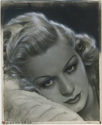 Mary Dees - Piecing Together Life of Jean Harlow's Saratoga Stand-In | Immortal Ephemera | Herstory | Scoop.it