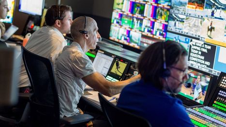 Here's the tech NBC built to stream the Olympics — now can it replace TV? | Nerd Vittles Daily Dump | Scoop.it