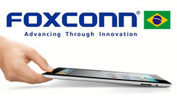 Foxconn achète 141 hectares supplémentaires au Brésil | l'investissement | Scoop.it