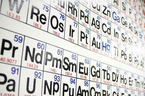 New element on periodic table confirmed | The promised land of technology | Scoop.it