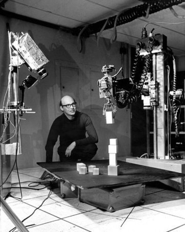 AI Pioneer Marvin Minsky dies at 88 | New York Times | Robotics | Scoop.it