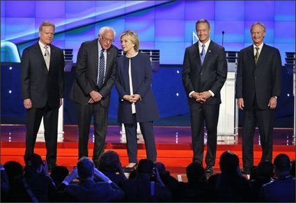 Plenty of College Talk, But K-12 Takes a Backseat in First Democratic Debate | Beyond the Stacks | Scoop.it