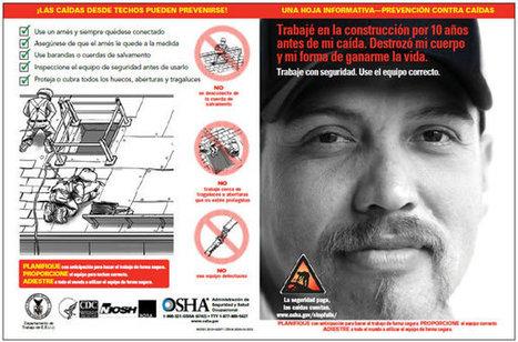 OSHA promotes workplace safety info in Spanish | osha safety training | Scoop.it