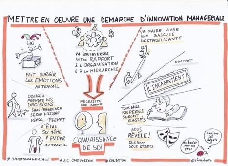Principes de mise en oeuvre d'une démarche d'innovation managériale - Christine Koehler | Créativité et management | Scoop.it