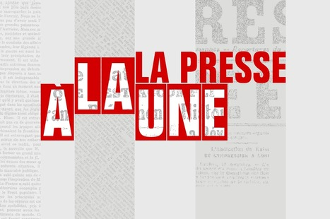 BnF - La presse à la une | GenealoNet | Scoop.it