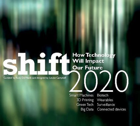 Shift2020, How Technology Will Impact Our Future, eBook, Hardcover, Download | Digital Culture | Scoop.it