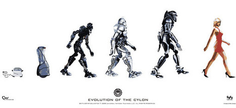 Evolution of the Cylon | All Geeks | Scoop.it