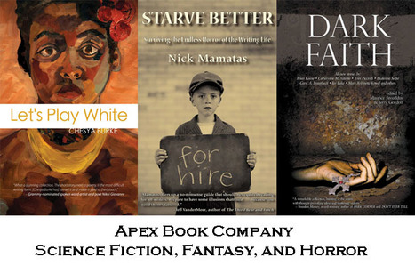Peerbackers | Apex Publications lands national distribution deal | Writing Darkly | Scoop.it