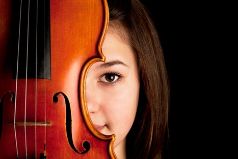 The Most Valuable Lesson I Learned from Playing the Violin | All About Coaching | Scoop.it