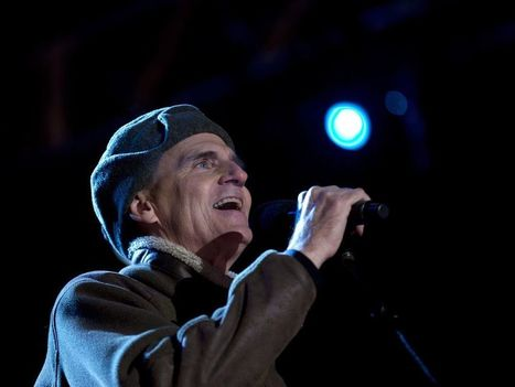 James Taylor's songs transport fans — and their writer — through time | ☯ Song For A Friend ☯ | Scoop.it