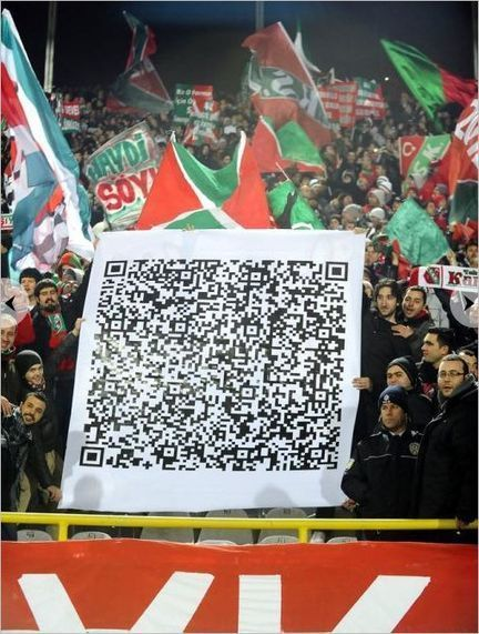 QR Codes As Insults   QRdressCode   Scoop.it