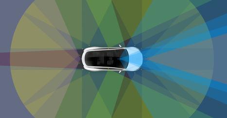 Tesla parie sur des mises à jour mensuelles pour améliorer son pilotage automatique - Tech - Numerama | Médiations numérique | Scoop.it
