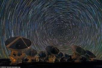 Τέχνης Σύμπαν και Φιλολογία: ALMA, το μεγαλύτερο ραδιοτηλεσκόπιο του κόσμου, ALMA - In Search of our Cosmic Origins | Τέχνης Σύμπαν και Φιλολογία | Scoop.it