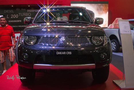 Mitsubishi L200 Dakar CRS | Flickr | Fotos... fotos everywhere | Scoop.it