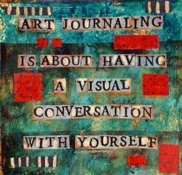 Visual Journaling: An Art Therapy Historical Perspective | Social media DAILY NEWS | Scoop.it