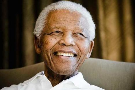 Nelson Mandela, Anti-Apartheid Icon, 'Now at Rest' | Sustain Our Earth | Scoop.it