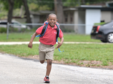 Uneven discipline: Even kindergartners, many of them African-American, get ... - Florida Times-Union | Black People News | Scoop.it