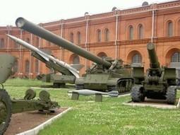 420mm 2B1 Oka Self-Propelled Gun-Mortar – Walk Around | History Around the Net | Scoop.it