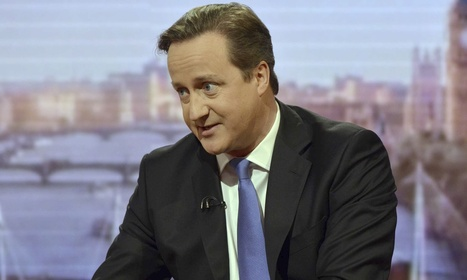 David Cameron plays down cutting top rate of tax below 45% | Income Tax | Scoop.it