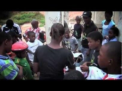 Songo.Info: Ciclismo salvando vidas de crianças e jovens na África | Ecosports | Scoop.it