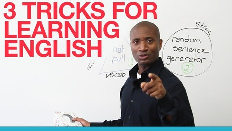 3 tricks for learning English – prepositions, vocabulary, structure ... | Aprender Inglês Online | Scoop.it