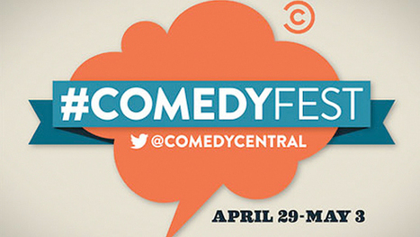 Comedy Central tendrá festival de comedia en Twitter | Coolest Things Ever | Scoop.it