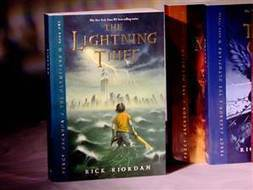 The Gift: 'Percy Jackson' author reveals genesis of novels | Boys and Reading | Scoop.it