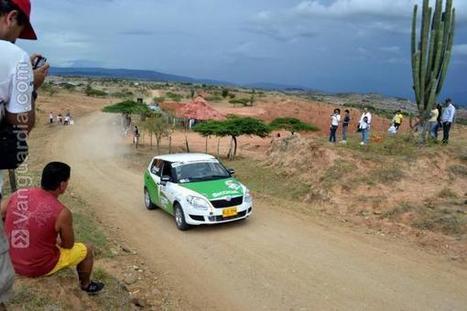 En la Mesa de Los Santos se correrá rally de velocidad - Vanguardia Liberal   rally colombiano   Scoop.it