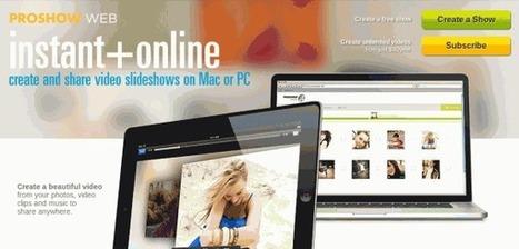 ProShow, para crear vídeos a partir de fotografías | herramientas | Scoop.it