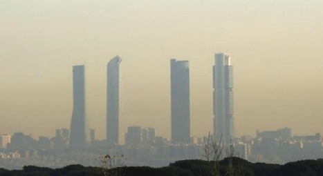 La calidad del aire, la cuarta mayor amenaza para la salud - elEconomista.es   Apasionadas por la salud y lo natural   Scoop.it