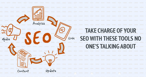 Take Charge of Your SEO With These Five Tools | Digital Brand Marketing | Scoop.it