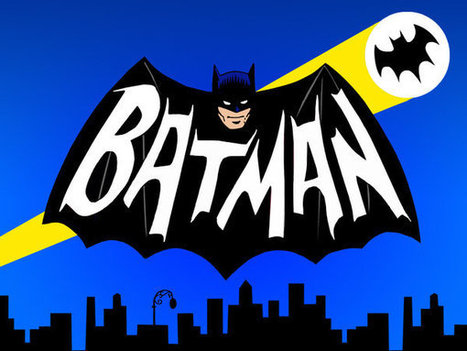 Batman: The Complete Television Series is available TODAY! | Cartoons for Kids | Scoop.it