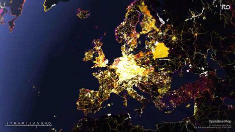 La cartografia ai tempi della modernità   Energie Rinnovabili   Scoop.it