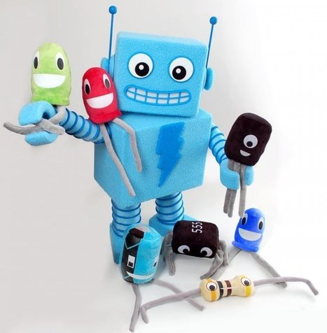 Adafruit to Teach Electronics Through Puppets in New Kids' Show | Kids-friendly technologies | Scoop.it