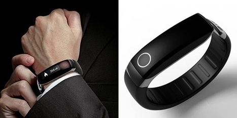 LG Lifeband touch and Heart Rate Monitor earphones aim to help you keep fit | Internet | Scoop.it