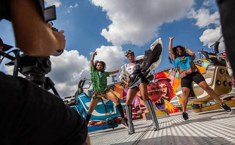 Crescimento do funk cria negócio para produtoras de clipes, via TV Folha | Economia Criativa | Scoop.it